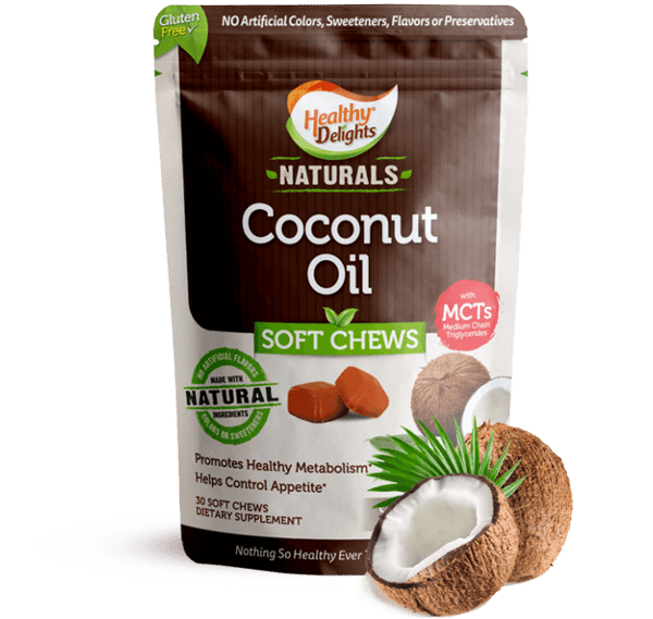 Coconut Oil Soft Chews